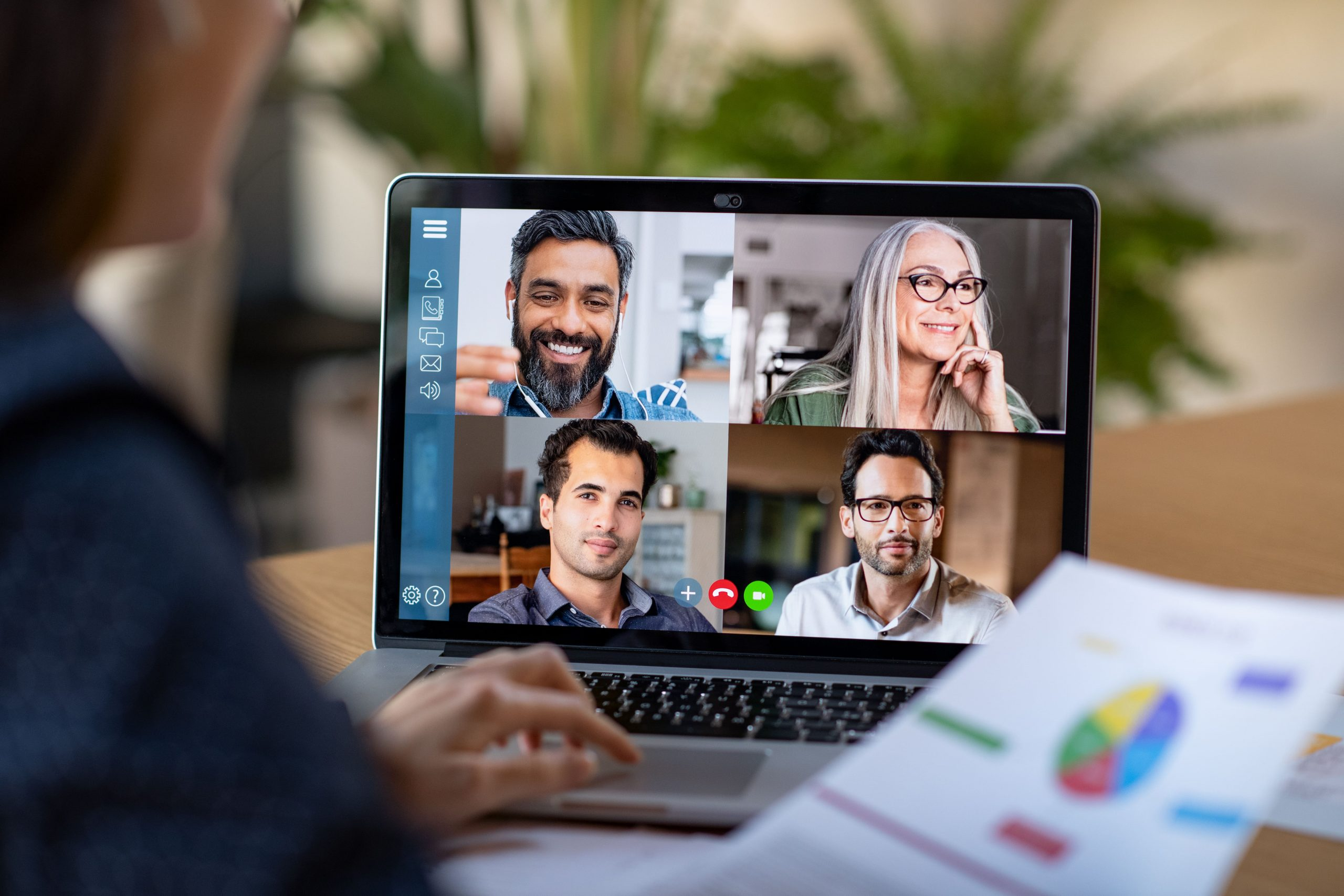 smart working and video conference QA8LHP6 min scaled